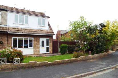3 Bedrooms Semi Detached House for sale in Whitehouse Close, Haydock, St. Helens, Merseyside