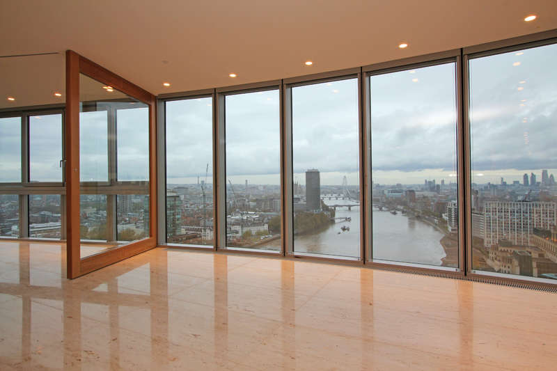 3 Bedrooms Flat for sale in The Tower, One St. George Wharf, Vauxhall