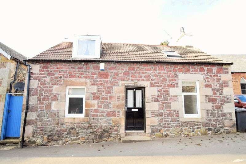 2 Bedrooms Cottage House for sale in Charming Detached Cottage In Central Location.