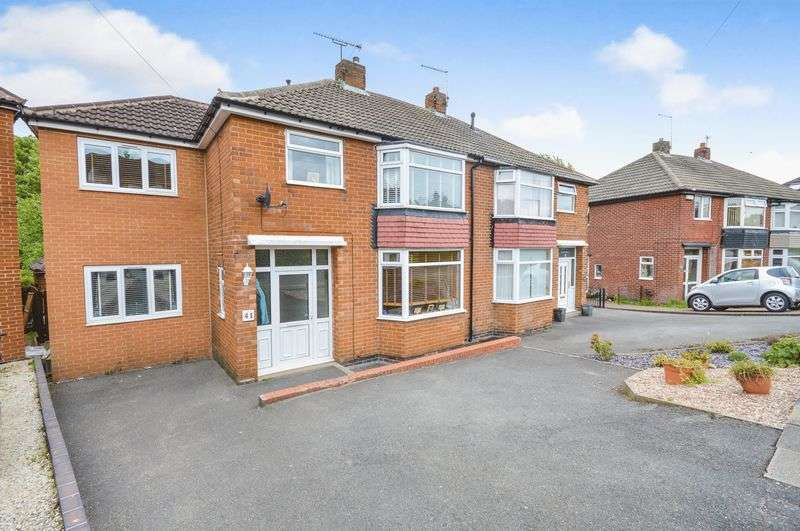 5 Bedrooms Semi Detached House for sale in Bank Top Road, Brecks, Rotherham