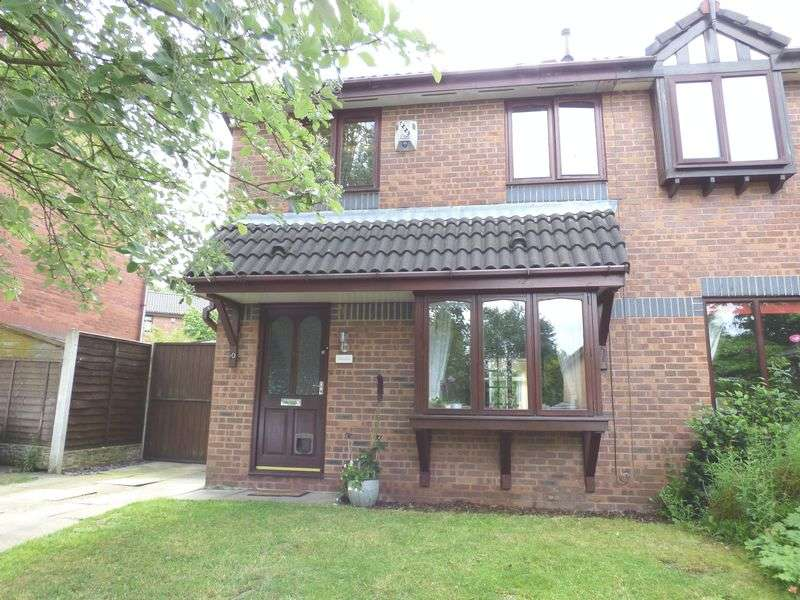 4 Bedrooms Semi Detached House for sale in 10 Fir Tree Close, Eaves Green, PR7 3TB