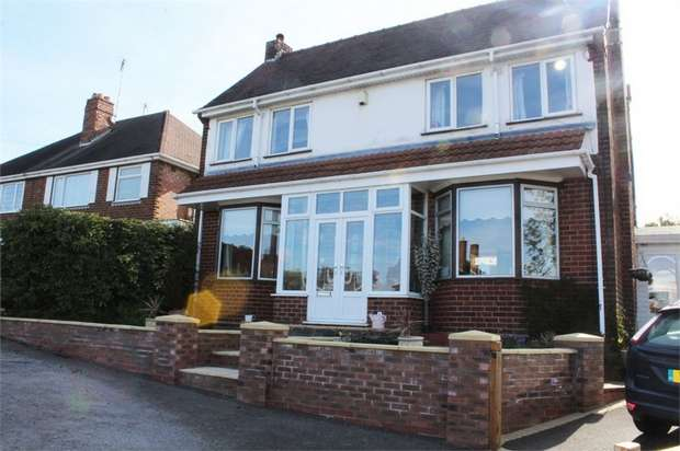 3 Bedrooms Detached House for sale in Kent Road, Halesowen, West Midlands