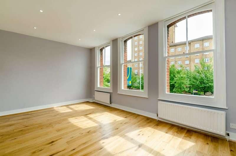1 Bedroom Flat for sale in Wandsworth Road, Nine Elms, SW8