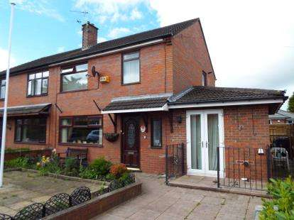 4 Bedrooms Semi Detached House for sale in Ellen Street, Bamber Bridge, Preston, Lancashire