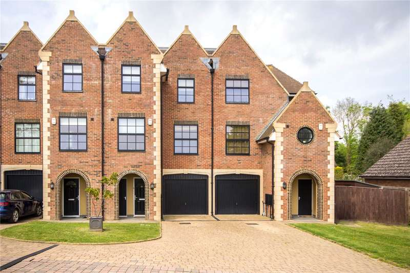 4 Bedrooms Terraced House for sale in Sunny Rise, Battle
