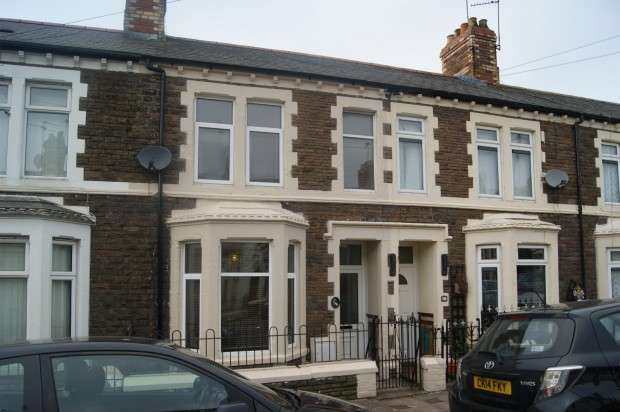 3 Bedrooms Terraced House for sale in Railway Street, Cardiff, CF24