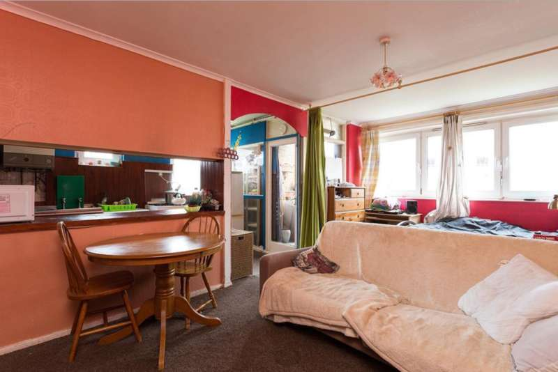 1 Bedroom Flat for sale in Chadwell House, Inville Road, London, SE17