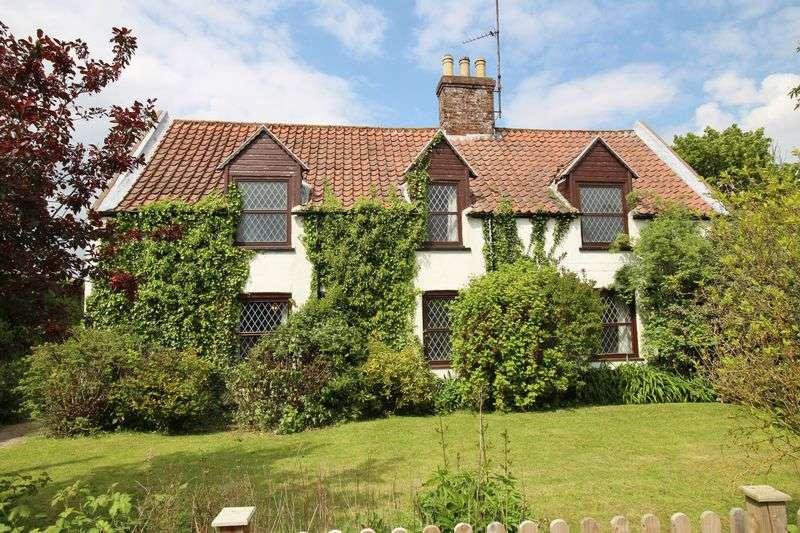 4 Bedrooms Detached House for sale in Wainfleet Bank, Skegness