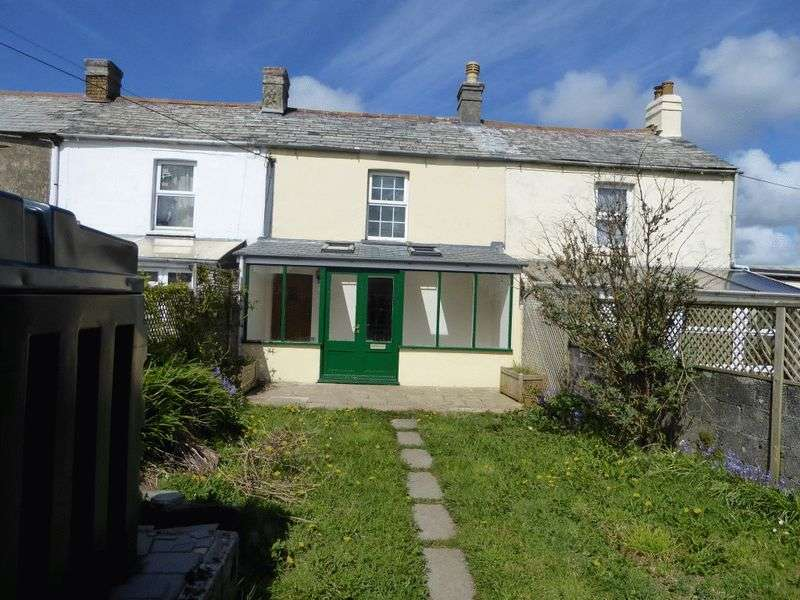 2 Bedrooms Cottage House for sale in Trebarwith Road, Delabole
