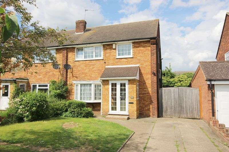 3 Bedrooms Semi Detached House for sale in Taylor Road, Snodland