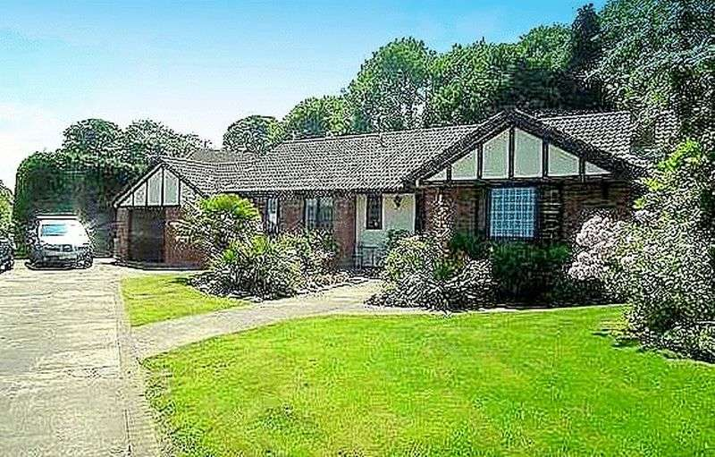 4 Bedrooms Detached Bungalow for sale in Farmhill Park, Isle Of Man IM2 2EE