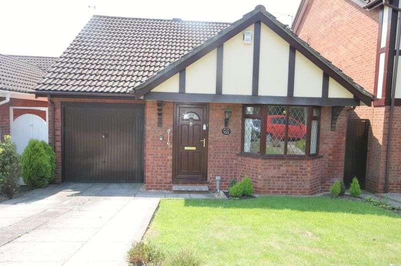 2 Bedrooms Detached Bungalow for sale in Brampton Way, Portishead, North Somerset