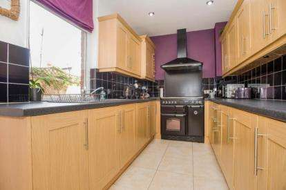 3 Bedrooms Terraced House for sale in Balfour Road, Fulwood, Preston, Lancashire, PR2