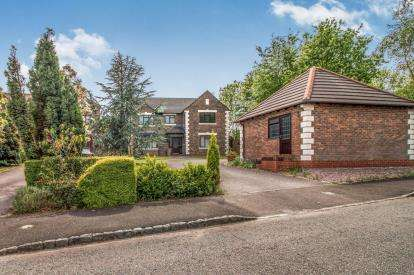 4 Bedrooms Detached House for sale in Stoneacre Gardens, Appleton, Warrington, Cheshire, WA4