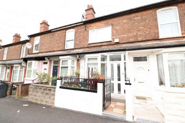 3 Bedrooms Terraced House for sale in James Turner Street, Winson Green, B18
