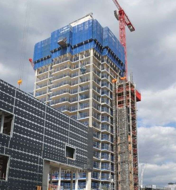 2 Bedrooms Flat for sale in One The Elephant, Elephant and Castle SE1