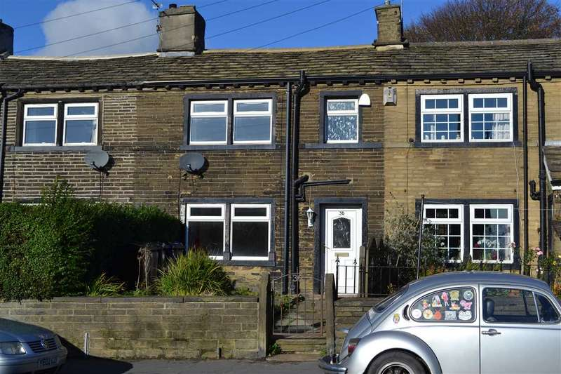 2 Bedrooms Cottage House for sale in West End, Queensbury, Bradford