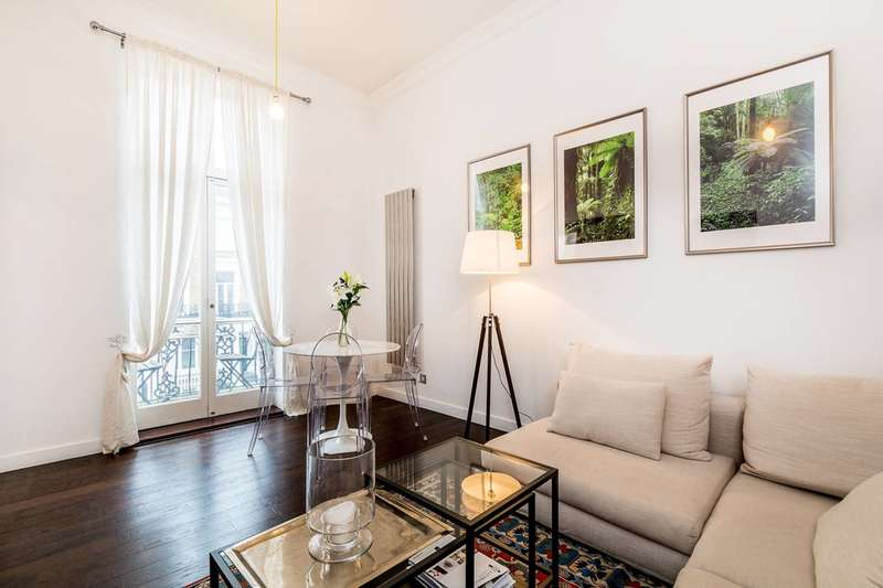 2 Bedrooms Flat for sale in St Stephen's Gardens, Notting Hill, W2