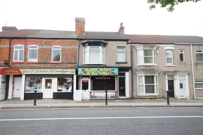 2 Bedrooms Terraced House for sale in North Road, Darlington, DL1