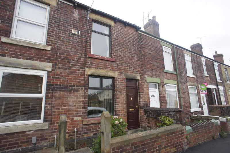 3 Bedrooms Terraced House for sale in Stanhope Road, Intake, Sheffield, S12 2ER