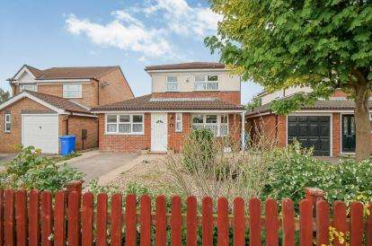 4 Bedrooms Detached House for sale in St. Marys Way, Old Leake, Boston, Lincolnshire