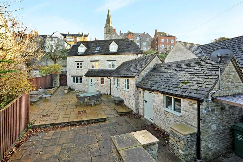 4 Bedrooms Detached House for sale in Burnivale, Malmesbury, Wiltshire, SN16