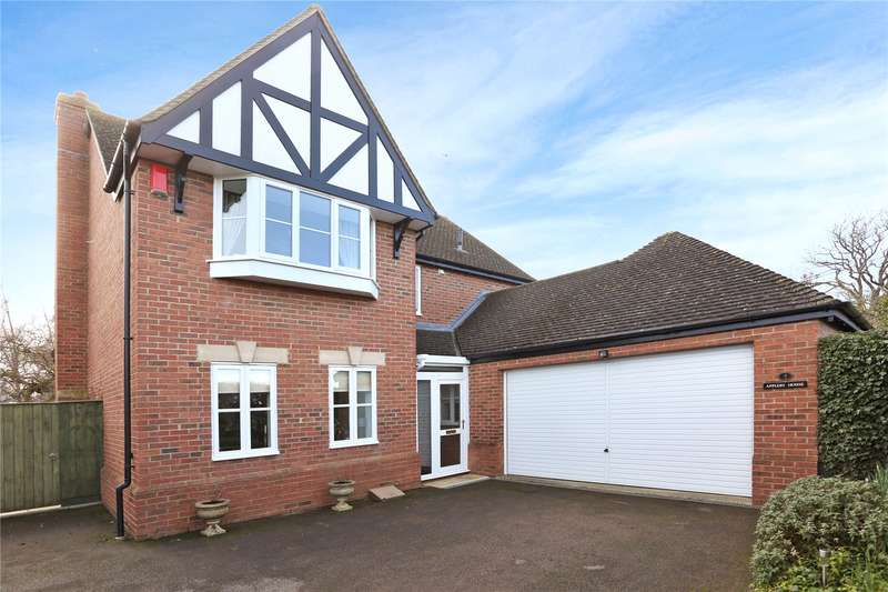 4 Bedrooms Detached House for sale in Lyncroft, Minsterworth, Gloucestershire, GL2