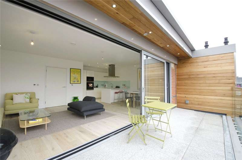 2 Bedrooms Flat for sale in The Lanchesters, 162-166 Fulham Palace Road, Fulham, London, W6