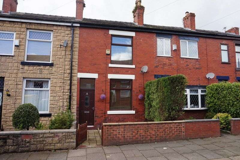 2 Bedrooms Terraced House for sale in Elm Avenue, Radcliffe, Manchester
