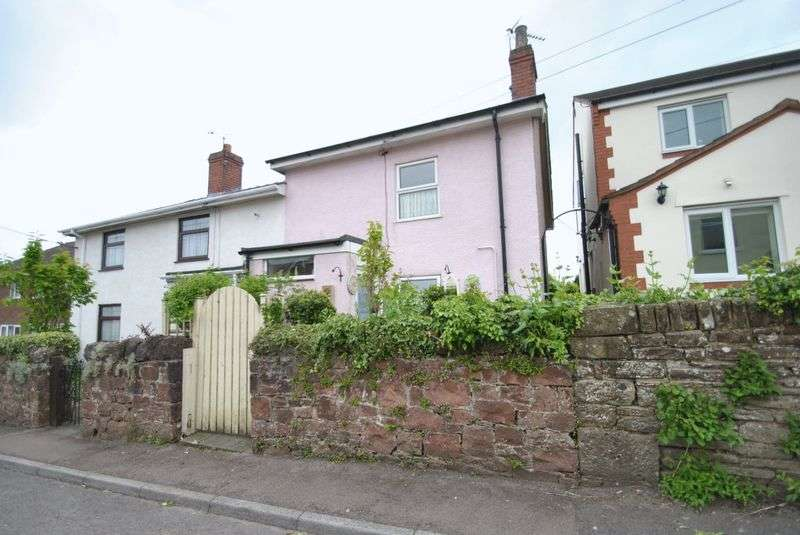 2 Bedrooms Semi Detached House for sale in MILKWALL, NR. COLEFORD, GLOUCESTERSHIRE