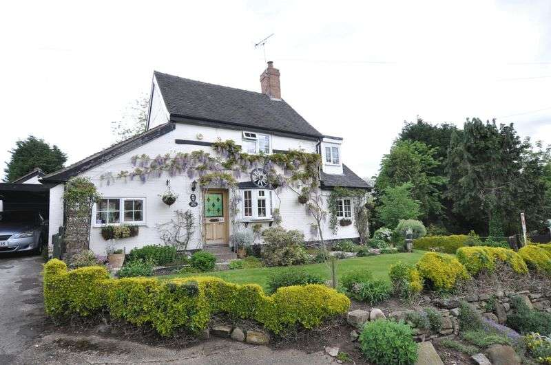 4 Bedrooms Cottage House for sale in Berry Hedge Lane, Burton on Trent