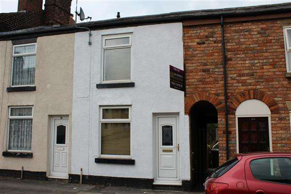 2 Bedrooms Terraced House for sale in Brown Street, Macclesfield