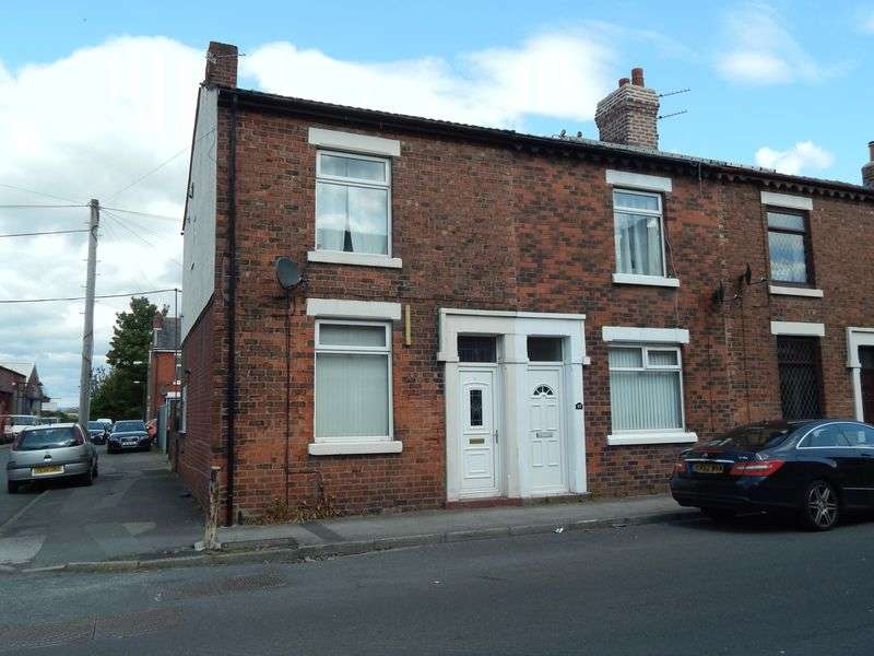 2 Bedrooms Terraced House for sale in Mounsey Road, Bamber Bridge.