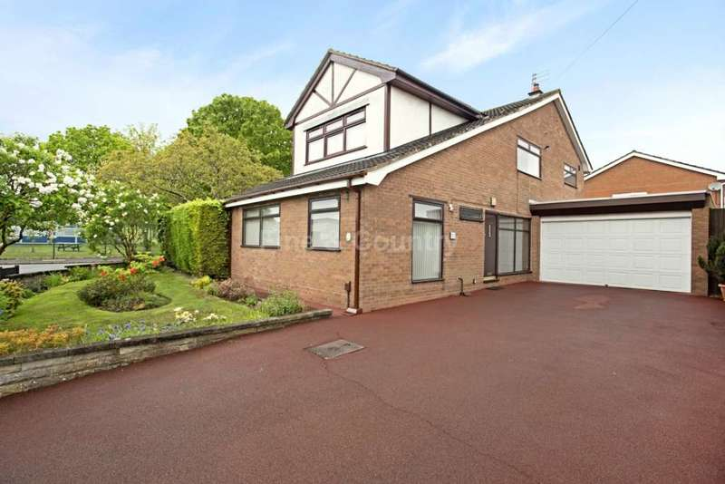 4 Bedrooms Detached House for sale in Galston Avenue, Rainhill