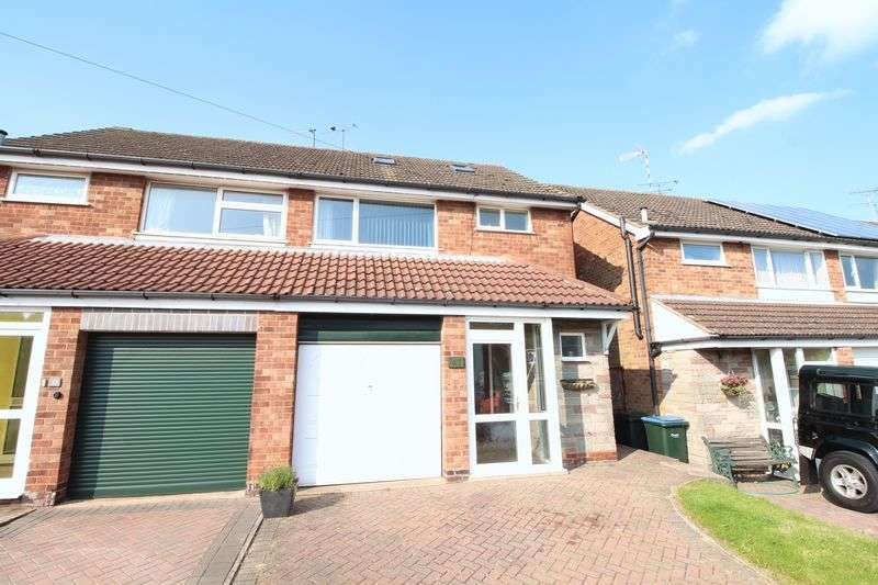 3 Bedrooms Semi Detached House for sale in Nova Croft, Coventry