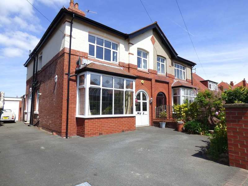 3 Bedrooms Semi Detached House for sale in Albany Road, Ansdell, Lytham St. Annes