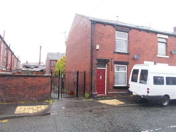 2 Bedrooms End Of Terrace House for sale in Samson Street, Rochdale, Lancashire