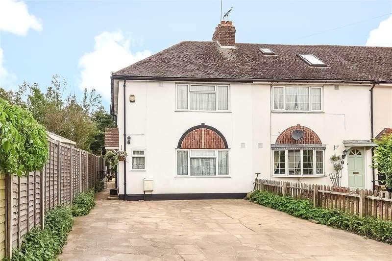 4 Bedrooms End Of Terrace House for sale in Denham Close, Denham, Buckinghamshire, UB9