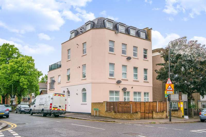 2 Bedrooms Flat for sale in Maple Road, Crystal Palace, SE20