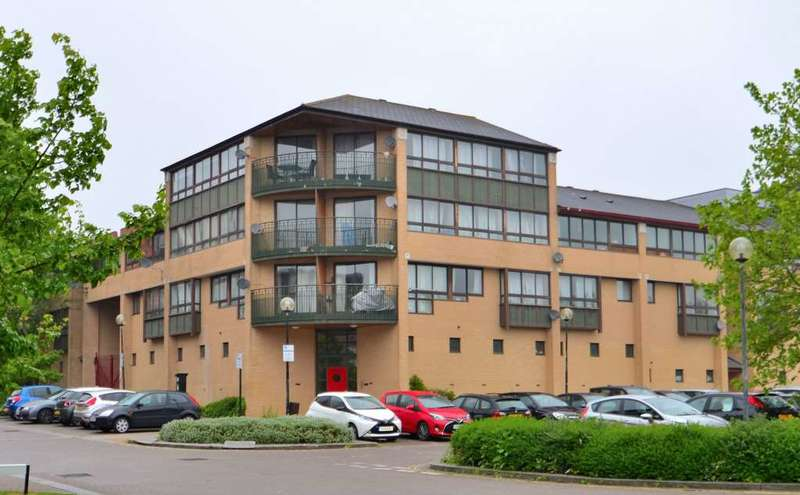 2 Bedrooms Apartment Flat for sale in South Fifth Street, Central Milton Keynes