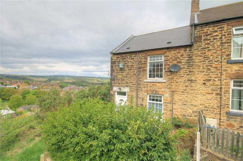 3 Bedrooms End Of Terrace House for sale in Benfieldside Road, Blackhill, Consett, DH8