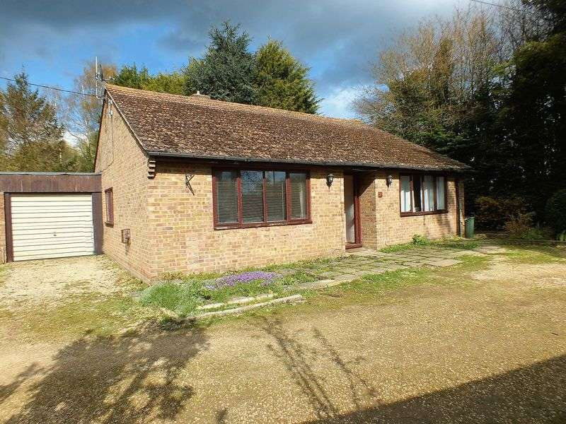 3 Bedrooms Detached Bungalow for sale in Gravel Pit Lane, Yarnton
