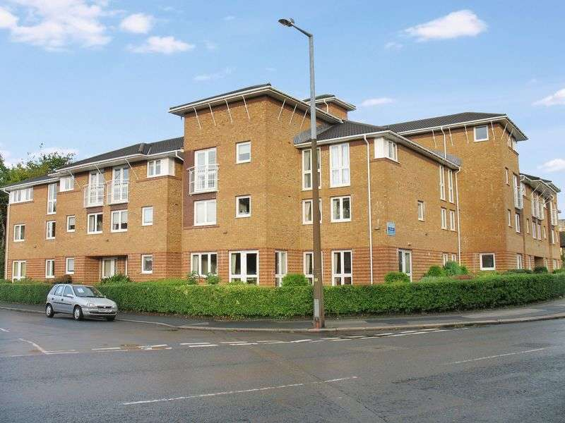 1 Bedroom Flat for sale in Clarence Court, Bare, Morecambe