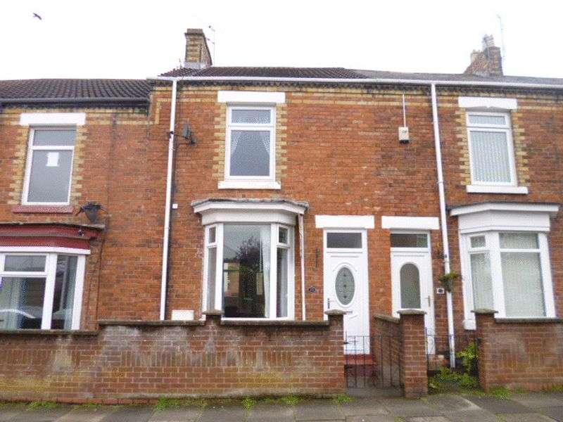 2 Bedrooms Terraced House for sale in East View Terrace, Shildon