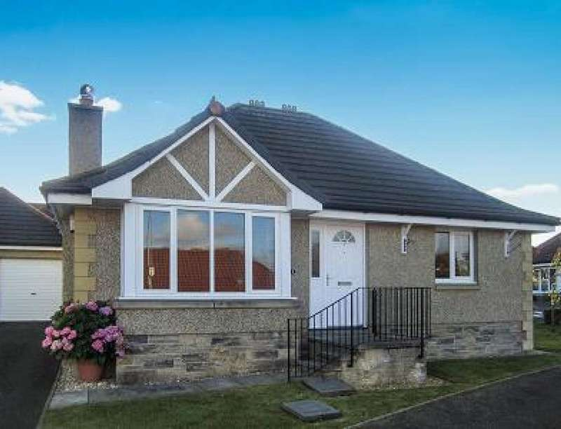 3 Bedrooms Bungalow for sale in Gilchrist Walk, Lesmahagow, Lanark, ML11