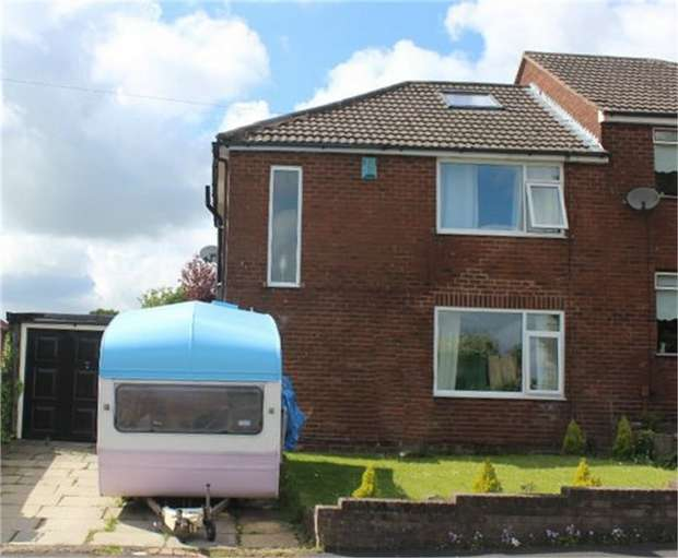 3 Bedrooms Semi Detached House for sale in Portreath Way, Windle, St Helens, Merseyside