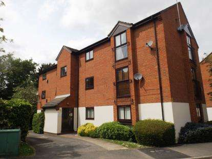 Flat for sale in Wheatley Close, London