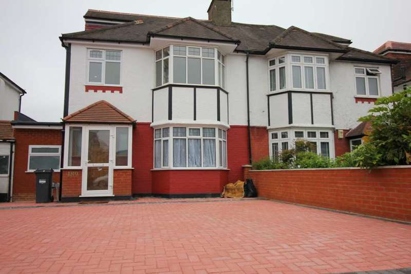 5 Bedrooms Semi Detached House for sale in Popes Lane, Ealing