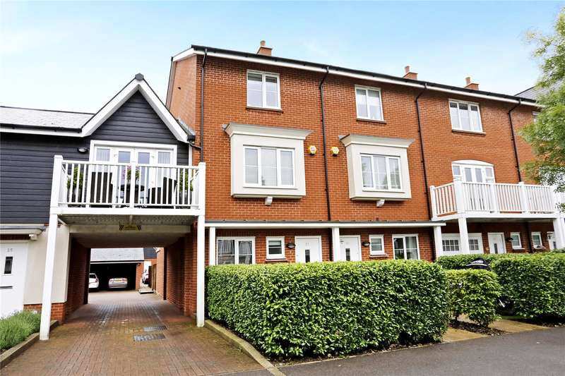 3 Bedrooms Terraced House for sale in Sierra Road, High Wycombe, Buckinghamshire, HP11