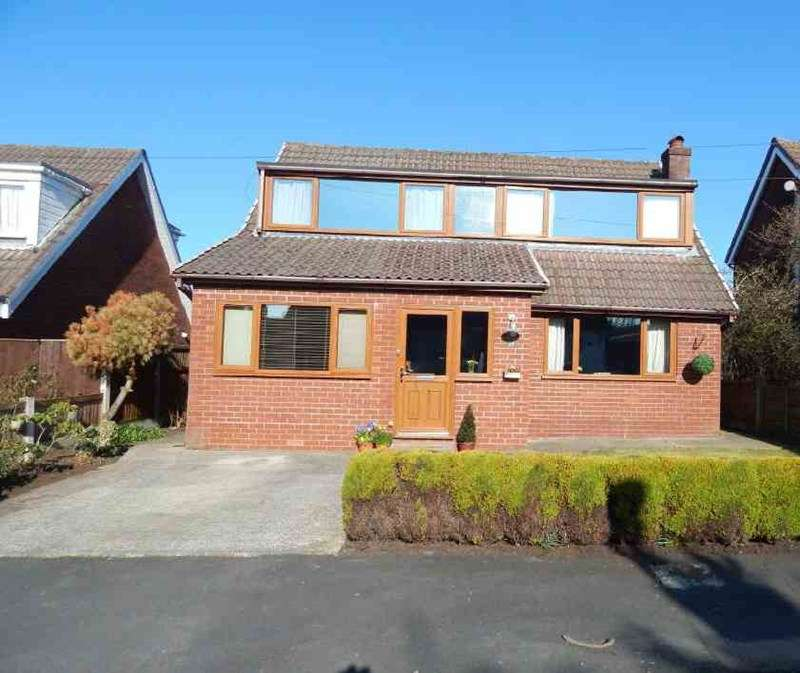 4 Bedrooms Detached House for sale in Fox Lane, Hoghton, Preston